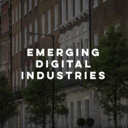 Sine Digital Emerging Digital Industries Block