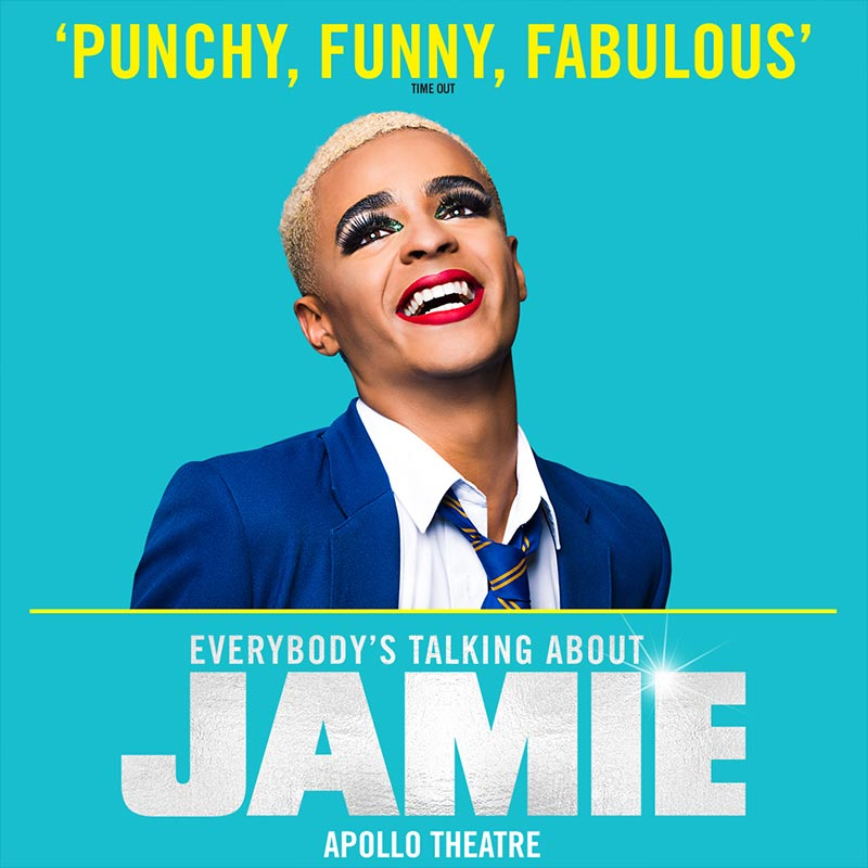 Everybody's Talking About Jamie keyart