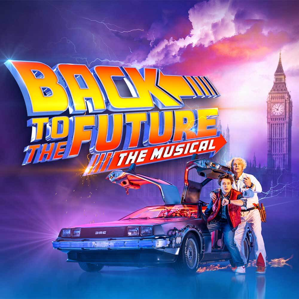 Back to the Future Musical Imagery