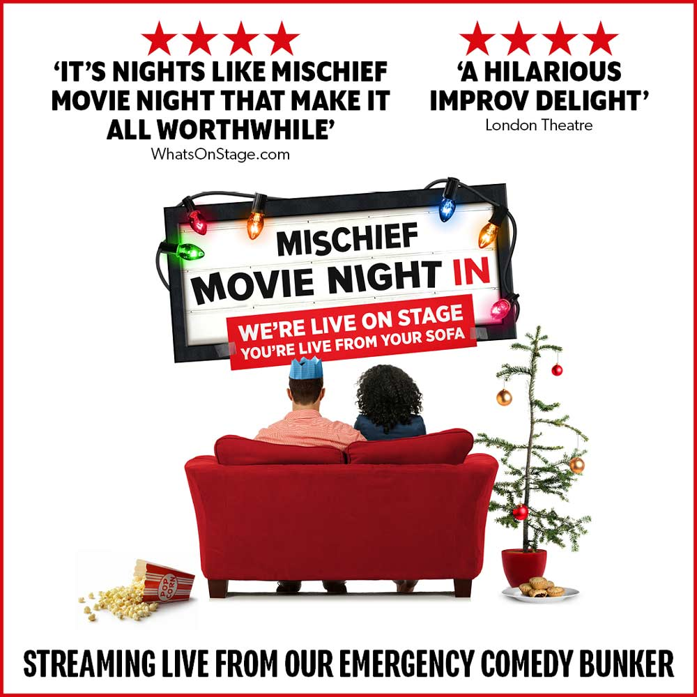 Mischief Movie Night - Livestream