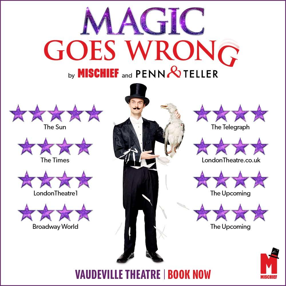 Magic-Goes-Wrong